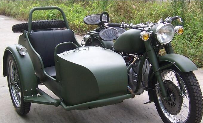 边三轮摩托车
